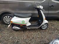 Vespa 50 cc 4 stroke