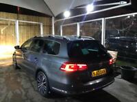 **2013+COMPANY CAR** VW PASSAT TDI TECH SPORT ESTATE + FULL VW HISTRY + SATNAV + MINT CAR