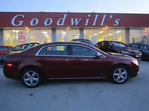 2011 Chevrolet Malibu LT Platinum! HEATED SEATS!