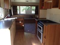 BARGAIN ! SPACIOUS 3 BED GCH HOLIDAY HOME FOR SALE WITH FEE OFFER