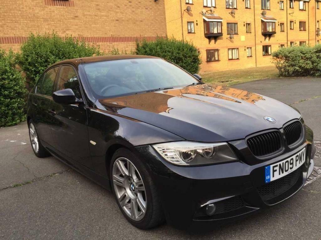bmw 3 series saloon 320i m sport 4dr not 318 325 330 audi. Black Bedroom Furniture Sets. Home Design Ideas