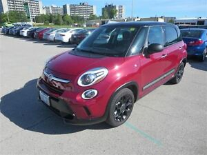 2015 Fiat 500L Trekking Urbana - 1.4L Turbo  Back Up Cam  Beats