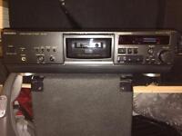 Technics RS-AZ6 Professional 3 head cassette deck. REDUCED PRICE!