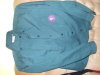 Scout Top XS good condition had no badges stuck on!