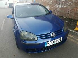 Golf FSI 2004 6 speed gearbox full service history PX welcome