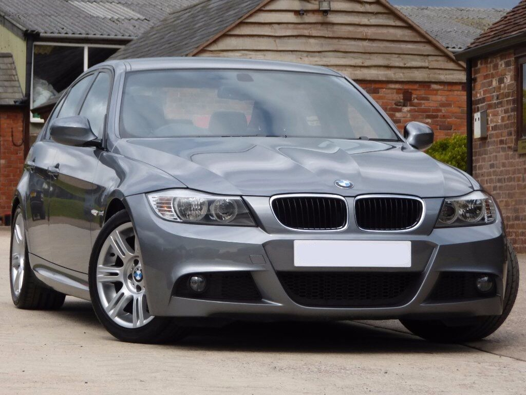 e90 lci bmw 320d m sport auto in space grey in worthing. Black Bedroom Furniture Sets. Home Design Ideas