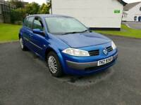 2006 Renault Megane 1.4 - Full Service History (Clio, Scenic, Polo, Astra, Golf, A3, C1, Civic)