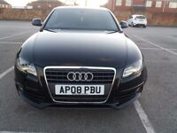 Great condition audi A4 automatic gear box, 2.0 tdi s-line diesel, 12 months mot and service history