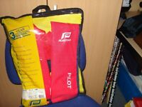 Plastimo life jackets
