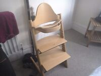 Stokke trip trapp high chair