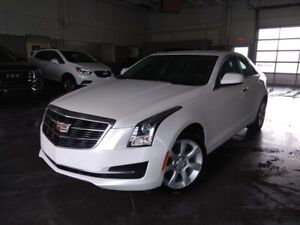 2015 Cadillac ATS SEDAN AWD ATS4 2.0L TURBO/SIEGES CHAUFFANTS