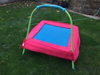 Used trampoline in good condition