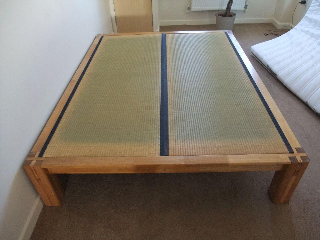 Futon Company Tatami Mat King Size Bed