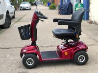 Invacare Leo 4mph scooter. 12 month warranty