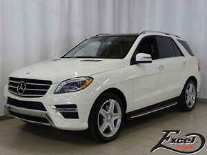 2013 Mercedes-Benz M-Class ML 350 BlueTEC 4MATIC, Toit PANO