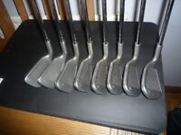 Ping G20 irons, 8 in total 4 iron to sand iron, very good condition, origonal grips, no scuff marks