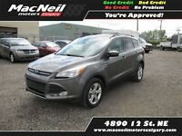 2013 Ford Escape SE - You're Approved!