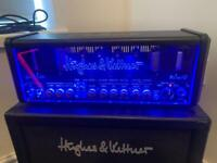 Hughes and Kettner Grandmeister Deluxe 40 (Head, Cab and switch)