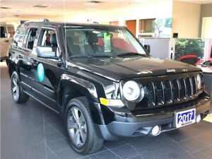 2017 Jeep Patriot HIGH ALTITUDE 4X4**LEATHER**POWER SUNROOF**