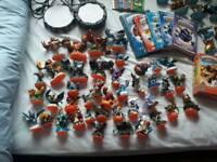 Skylanders Figures, Books and Jigsaw