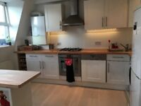 Worktops, 40 mm solid beach, only put in 9 months ago!