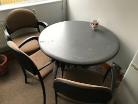 Round table for sale