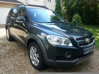 2008 chevrolet captiva ltx 2lt diesel 4x4 7 seater spares repair not damaged loads spent on engine