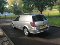 2007 (56) AUTOMATIC VAUXHALL ASTRA VAN SPORTIVE 1.9 DIESEL **IDEAL WORKHORSE + LONG MOT**