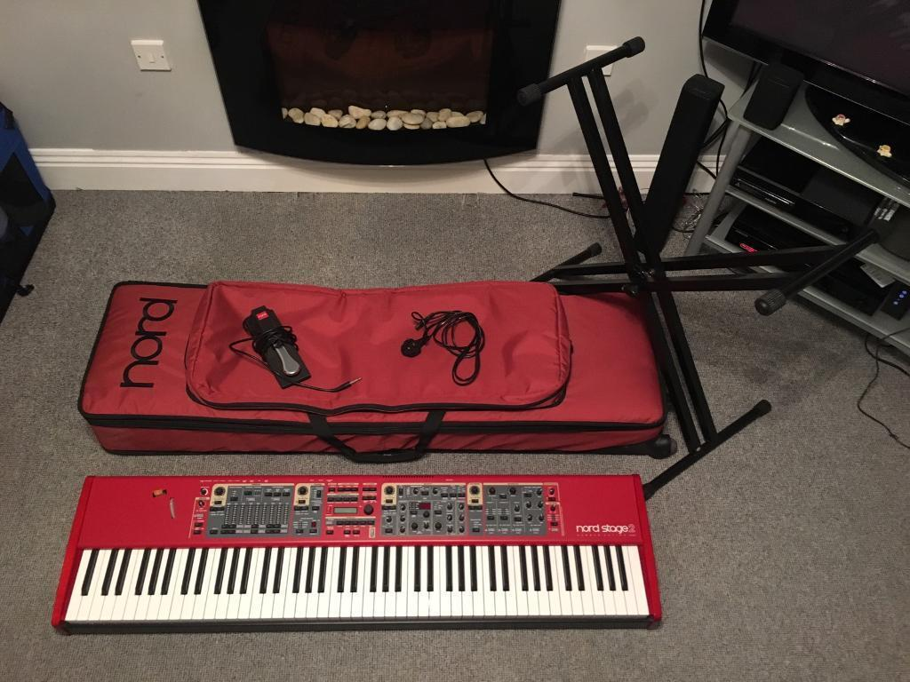 nord stage 2 ex manual