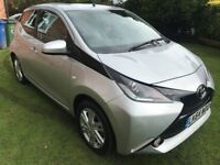 Superb Value 2014 Toyota Aygo X-Pression 5 Dr hatch 12000 Miles Like New! Rear View Camera