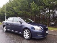 FEBRUARY 2007 TOYOTA AVENSIS COLOUR COLLECTION 1.8 VVTI PETROL EXCELLENT CONDITION MOT FEBRUARY2018