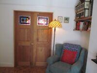Oak indoor double doors