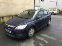 FORD FOCUS ECONETIC £30 a year road tax