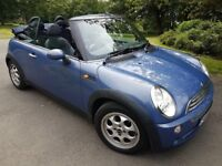 MINI COOPER 1.6 CONVERTIBLE CABRIOLET ~ PX & DELIVERY
