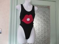 LEOTARD COMPANY KISS BODYSUIT