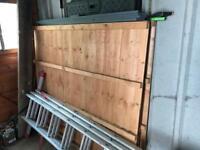 6'x5' brand new fence panels