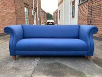 Ex Next 3 seater sofa reupholstered was £1500 new