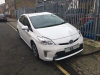 PCO CAR HIRE Uber ready TOYOTA PRIUS rent