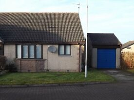 2 bedroom bungalow for rent in Inverurie