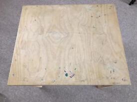 Toddler / Children's Wooden Play Table