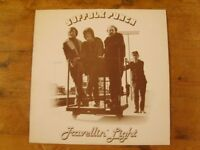 Suffolk Punch Travellin' Light LP 1979