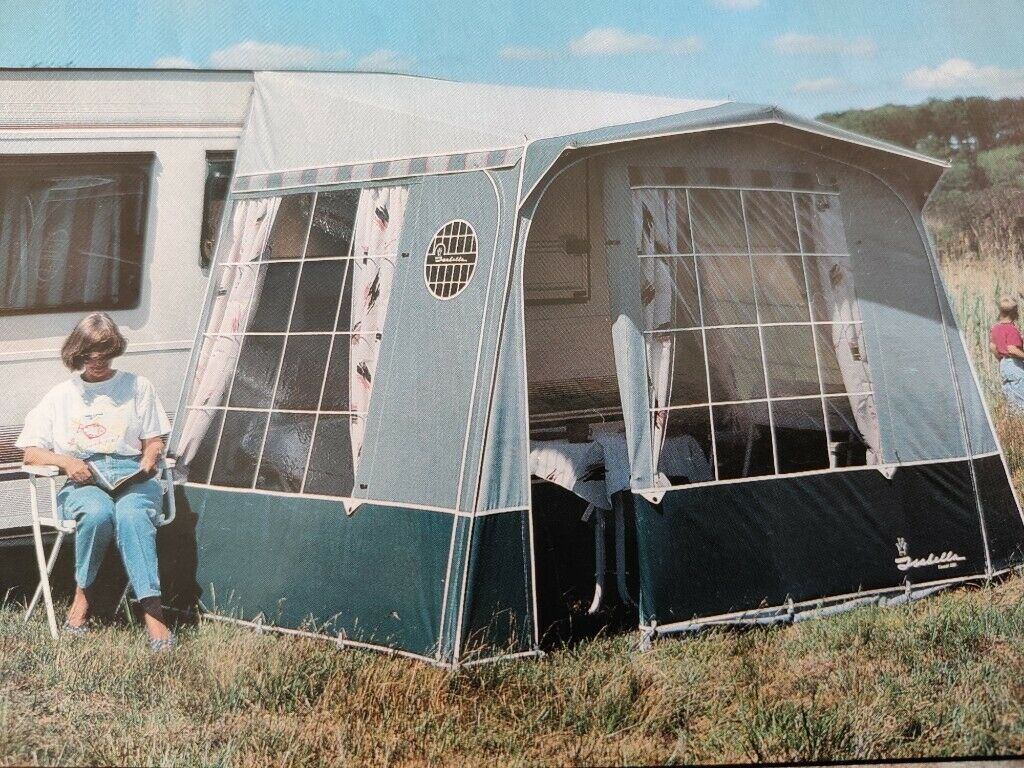 Isabella combi 680/625 Porche Awning | in Lowestoft ...