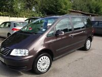 For sale vw sharan 1.9 tdi 6 speed (105) 7 seater 2007