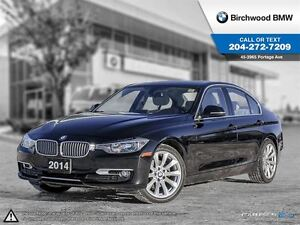 2014 BMW 3 Series 320i xDrive Modern Line Package