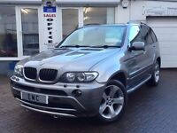 2005 05 BMW X5 3.0d auto Sport~FULLY LOADED~SCHNITZER PACK~