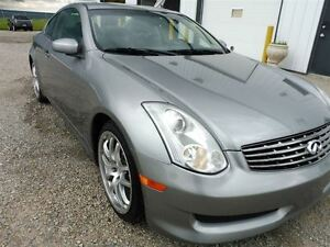 2007 Infiniti G35 Leather Sunroof No Accidents