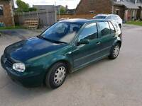 Volkswagon golf 1.4