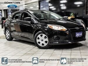 2014 Ford Focus S - MANUAL | A/C | POWER FRONT WINDOWS