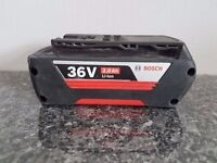 BOSCH 36v Li-ion 2.0ah battery