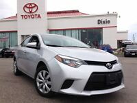 2014 Toyota Corolla LE - It's Toyota Certified!